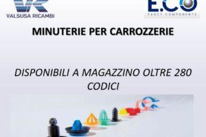 MINUTERIE PER CARROZZERIE E.CO